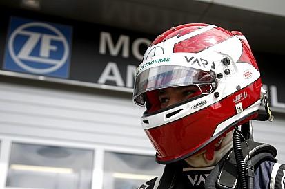 """Pedro Piquet: """"não deu nem tempo de desviar"""""""