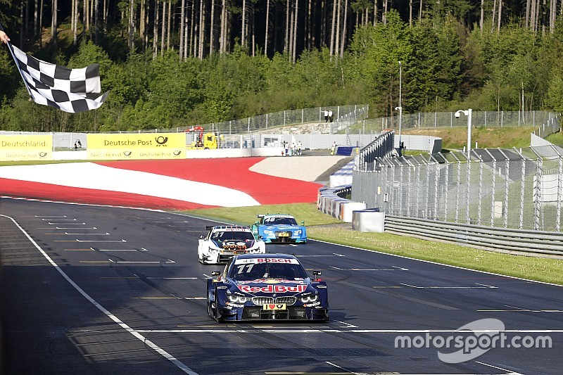 Wittmann lidera dobradinha da BMW; Farfus é 9°