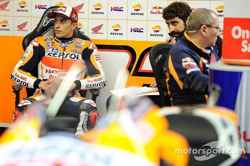 Marquez hekelt 'gevoelige' Honda bij het afstellen in Mugello