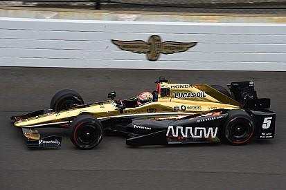 Vor-Qualifikation zum Indy 500: James Hinchcliffe Schnellster