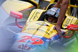 IndyCar Reporte de calificación Townsend Bell, el más veloz tras primera calificación