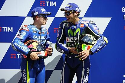 MotoGP第5戦イタリアGP予選:ロッシが今季2度目のPP、ビニャーレス2位