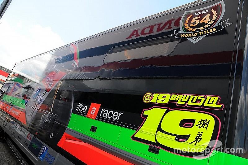 Die Motorhomes der MotoGP-Teams