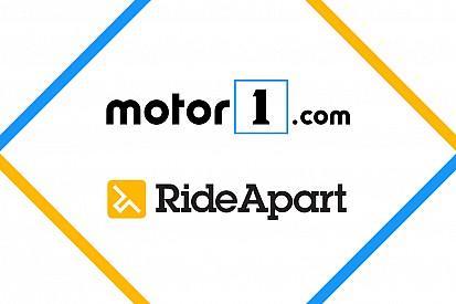 Motor1.com RideApart.com'ı bünyesine kattı