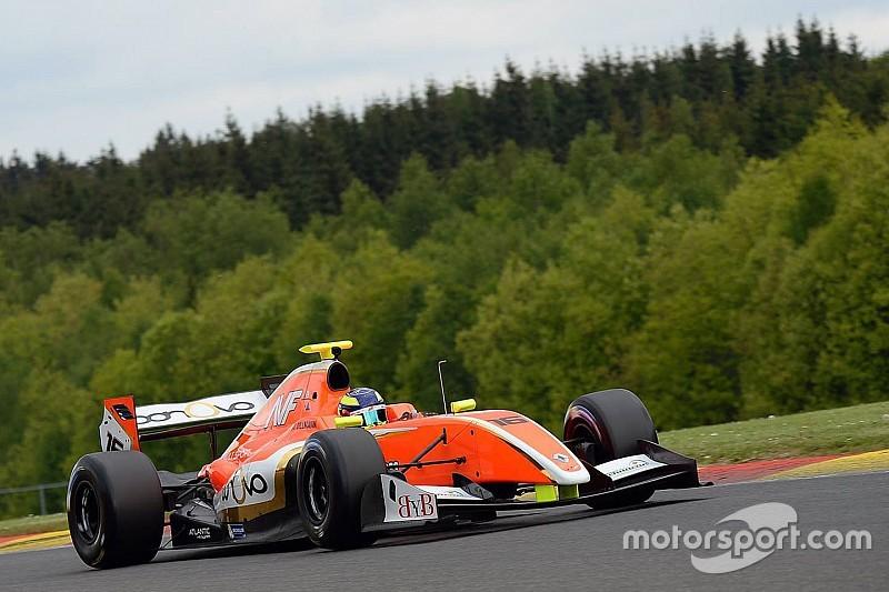 Dillmann se lleva la pole de la segunda carrera