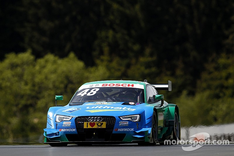 EL3 – Audi reprend la main
