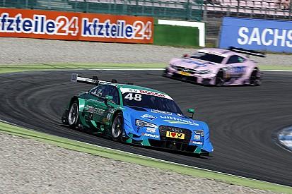 DTM in Spielberg: Audi im dritten Freien Training an der Spitze