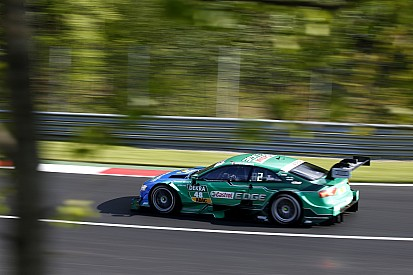 DTM Spielberg: Audi domineert laatste vrije training
