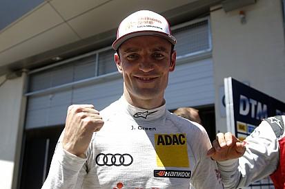 DTM Spielberg: Green verslaat Felix da Costa met 0.002 seconden