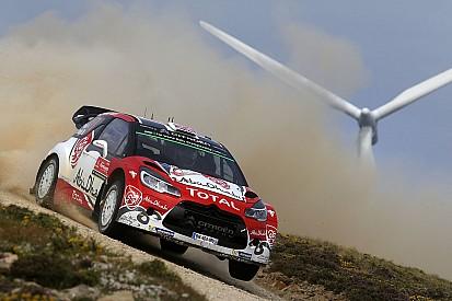 Arrivée - Meeke offre une 25e victoire à la DS3 WRC!