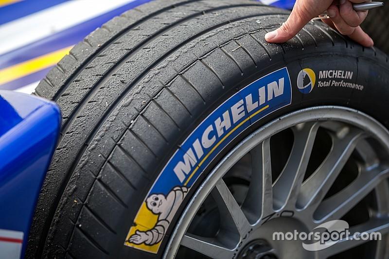 Michelin fournira un nouveau pneu pour la saison 3 de la Formule E