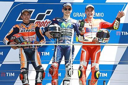 """Márquez: """"Quien haya venido a disfrutar de las motos, lo ha hecho"""""""