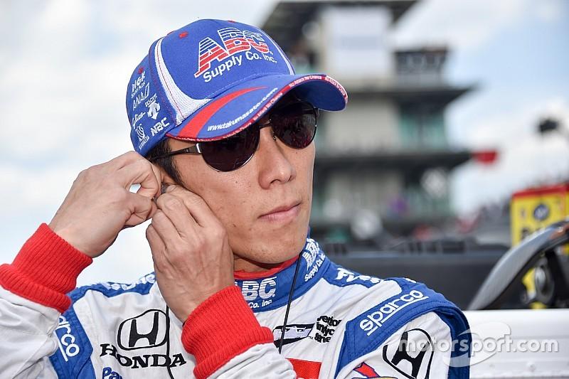 インディ500予選12位の佐藤琢磨「気まぐれに吹く突風に手を焼いた」