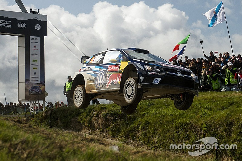 Secondo e terzo posto per la Volkswagen nel Rally di Portogallo