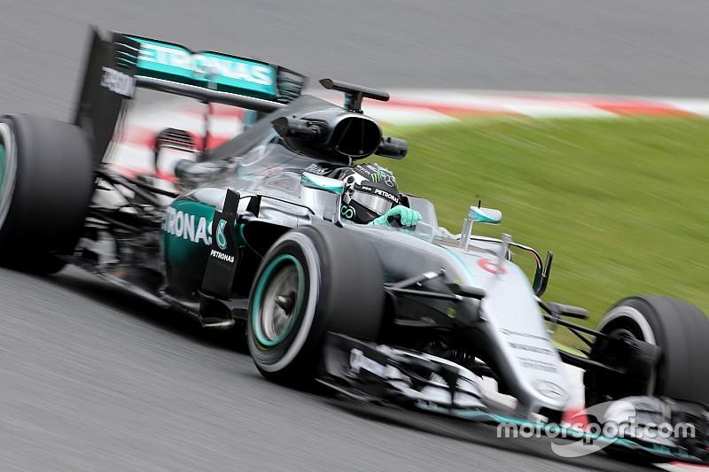 """В Mercedes настроены нанести """"жёсткий ответный удар"""" в Монако"""