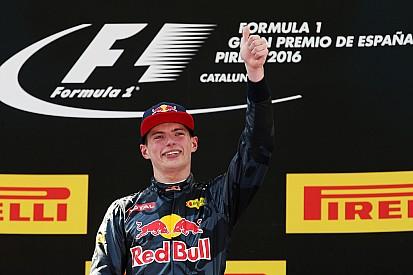 马克斯•维斯塔潘:F1新灵感之源