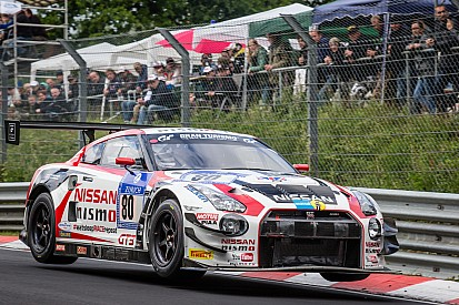 Nissan ready for round the clock challenge at the Nurburgring