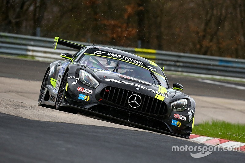 AMG-Team HTP Motorsport ready for the 'Green Hell'