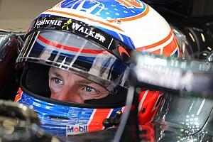 F1 プレビュー バトン「スペインより、クルマの強みが輝くはず」