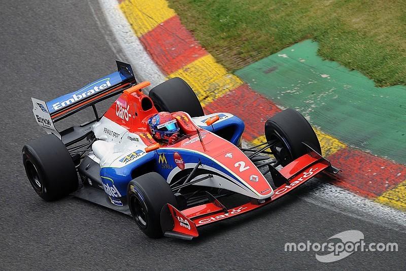 Fittipaldi - Eau Rouge les yeux fermés en F3, mais pas en F3.5!