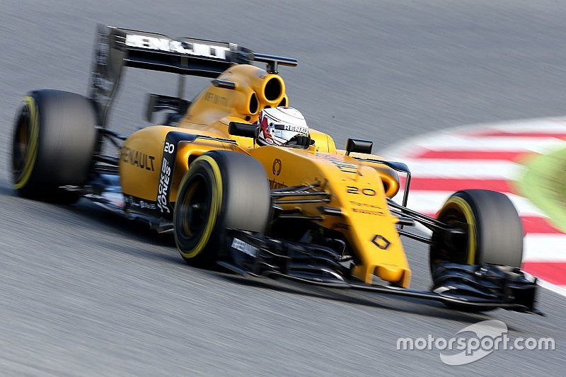 Kevin Magnussen: Renault wird wieder um den Titel fahren