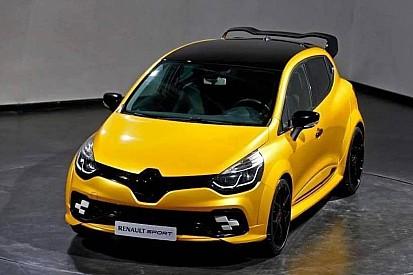 Une mystérieuse Renault Clio RS vitaminée s'échappe sur le web