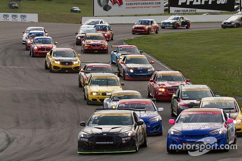 Le CTCC démarre sa saison au Canadian Tire Motorsport Park