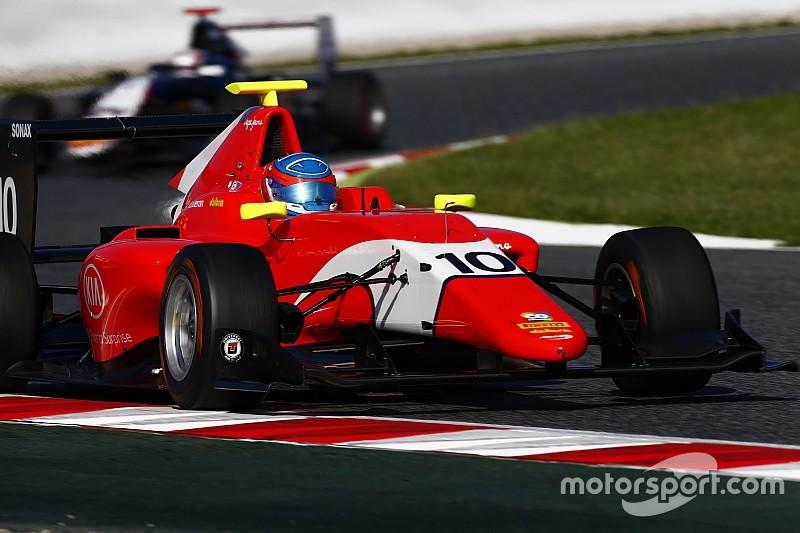 Les pilotes GP3 déplorent le manque de dépassements