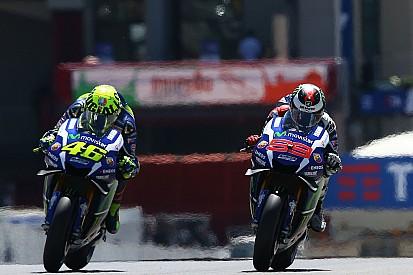 Yamaha se pasó de vueltas en Mugello