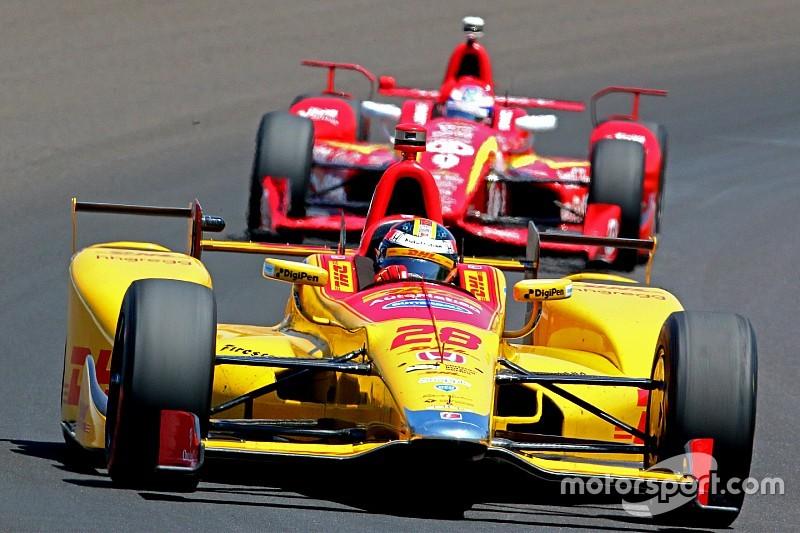 """Das Indy 500 und die """"großartige Show"""""""