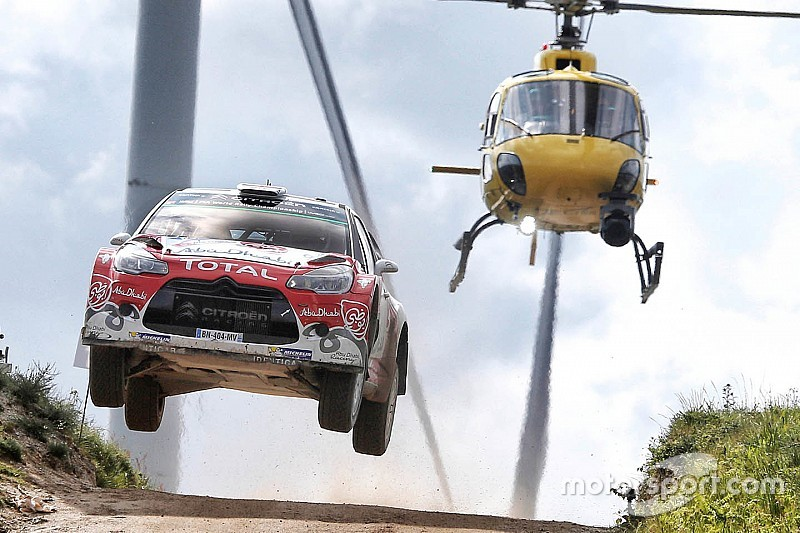 Diapo - Le film du 50e Rallye du Portugal