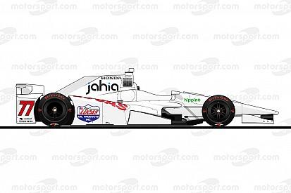 Galería: Los coches del centenario de la Indy500