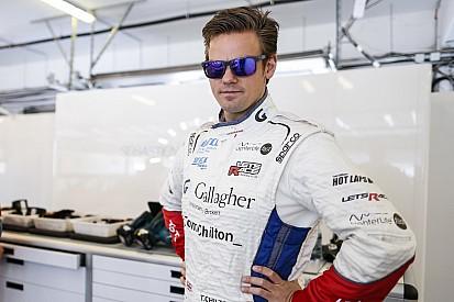 """Chilton: """"Il podio del Nürburgring è come un palco rock!"""""""
