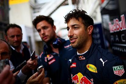 Ricciardo - Pas de favoritisme dans l'attribution du nouveau moteur