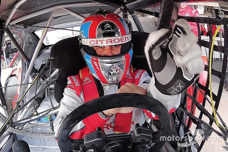 Muller supera a López en la primera práctica de Nurburgring