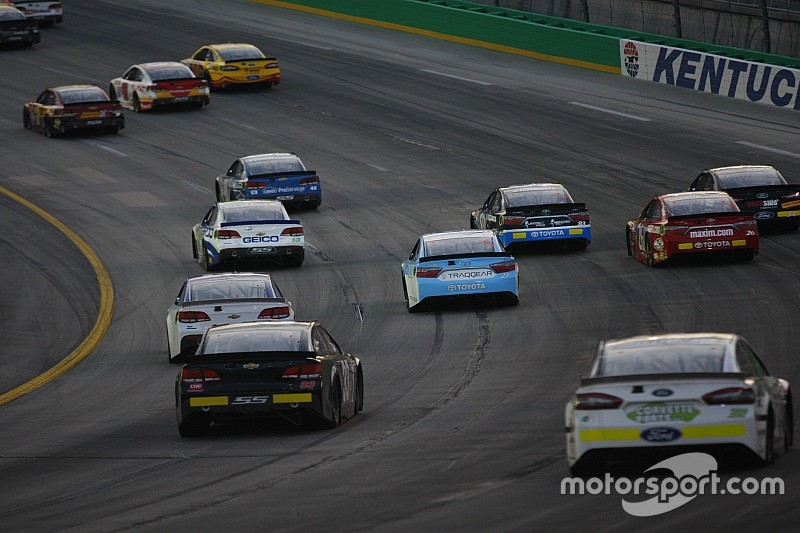 NASCAR implements aero rules changes for Michigan and Kentucky