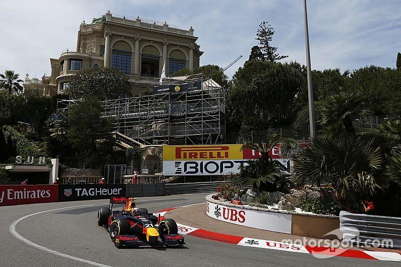 Gasly, Canamasas en Jeffri moeten GP2-hoofdrace uit pits starten