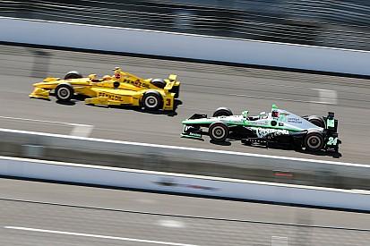 """""""Creí que no correría la Indy 500"""", asevera Karam"""