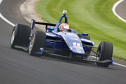 Ed Jones scatterà al palo nella Freedom 100 di Indianapolis
