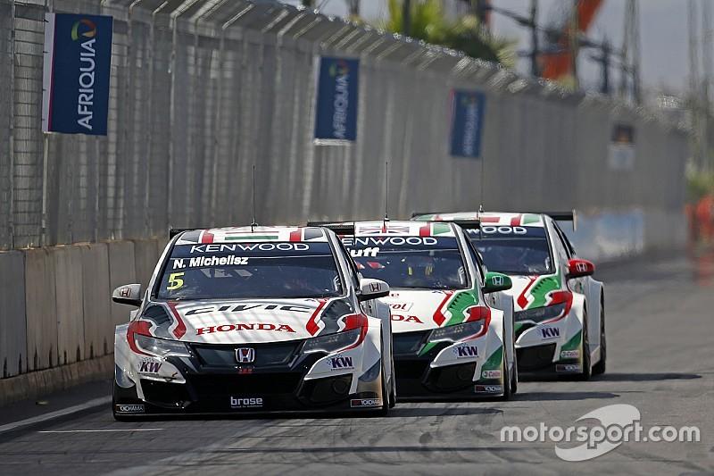 Honda genoodzaakt illegale vloer te behouden op Nürburgring