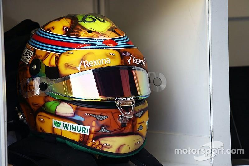Nieuwe helmontwerpen voor Grand Prix van Monaco