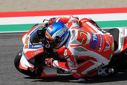 Após contusão, Pirro substitui Baz no GP da Catalunha