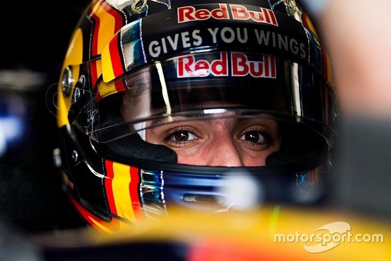 """Sainz Jr. vol vertrouwen: """"Ik ben klaar voor Red Bull Racing"""""""