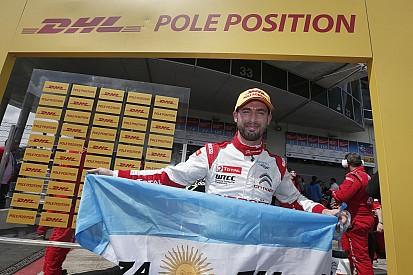 """Pole con récord para """"Pechito"""" López en Nurburgring"""