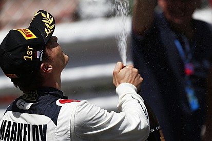 Comment Markelov a arraché une victoire improbable à Monaco