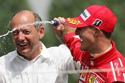 """Ron Dennis: """"Schumacher había acordado correr para McLaren"""""""