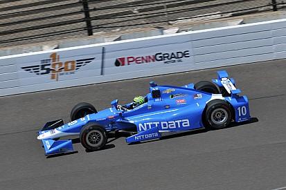 Abschlusstraining zum Indy 500: Die Topteams machen das Tempo
