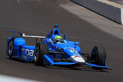 Tony Kanaan le plus rapide du Carb Day à Indy