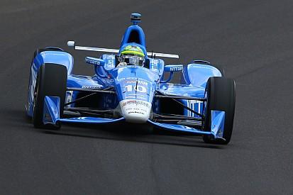 Tony Kanaan lidera ensaio final para a Indy 500