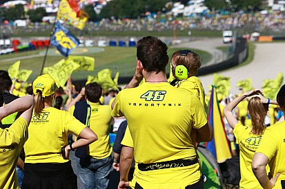 Photos - La folie Rossi au Mugello